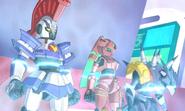 Achilles,Kunoichi&Hunter