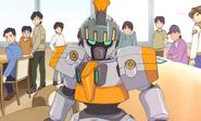 Keita's Warrior