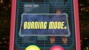 Burning mode 01