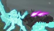 Siren and DC Offenser Break Over Wars 22