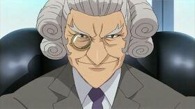 Yoshimitsu's public face