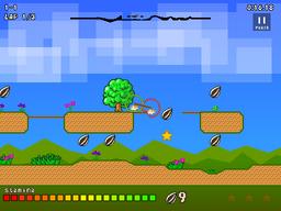 HamRace2 GameScreen