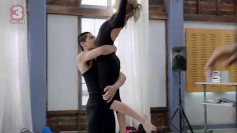 ABC3 Dance Academy Series 3 Sneak Peek 1-0