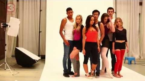 ABC3 Dance Academy Series 3 A Model Life