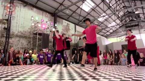 ABC3 Dance Academy Series 3 Trailer