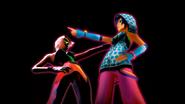 Emi and 2ndMIX Lady Dancer