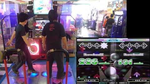 DDR2013 ふりそでーしょん (ESP) 2013.07
