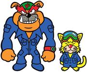 Dribble and Spitz WarioWare Mega Microgames