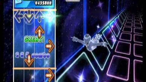 DDR II - London Evolved (Version C) (Challenge Single Dance Mode)