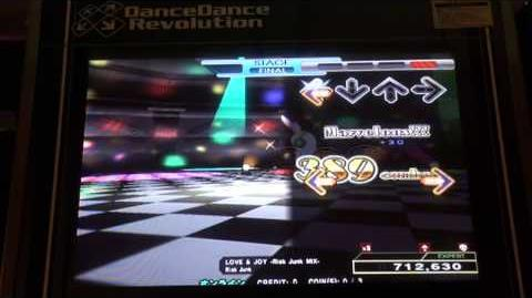 LOVE & JOY -Risk Junk MIX 999,820 DDR 2013