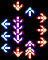 Rainbow example