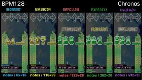 DDR X3 Chronos - SINGLE