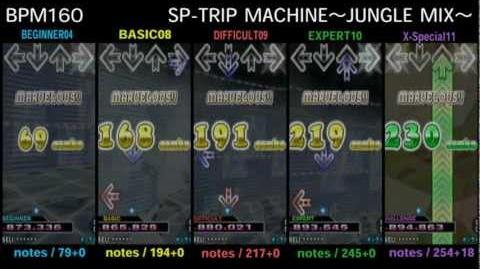 DDR 2nd SP-TRIP MACHINE~JUNGLE MIX~ - SINGLE