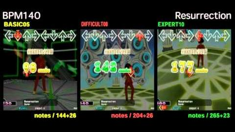 DDR X3 Resurrection - DOUBLE
