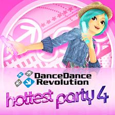 File:DanceDanceRevolution hottest party 4 Megamix.png
