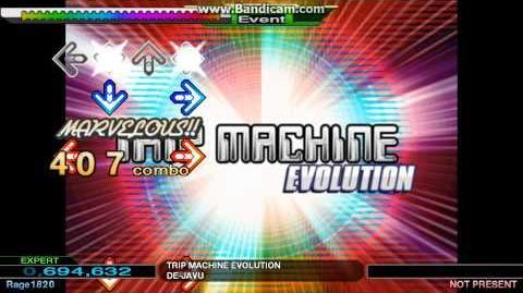 TRIP MACHINE EVOLUTION Single Expert (X3 version)