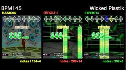 DDR X3 Wicked Plastik - DOUBLE