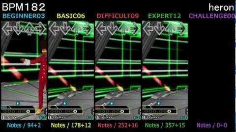 DanceDanceRevolution heron - SINGLE