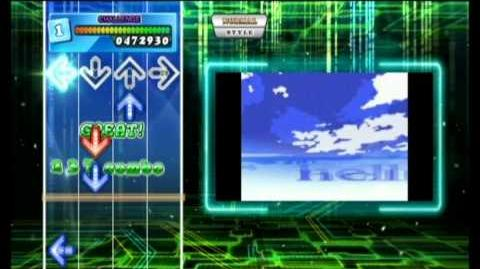 DDR II - Second Heaven (Challenge Single Dance Mode)