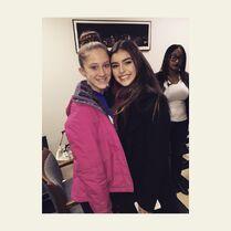 Haley and Kalani Feb2015