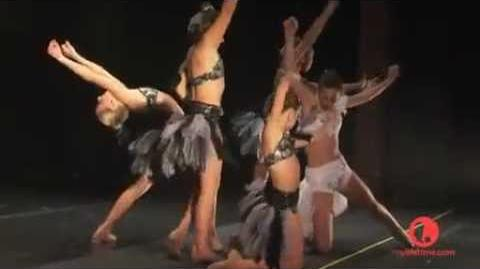 Angels and Demons - tactheemt - Dance Moms - broadcast version