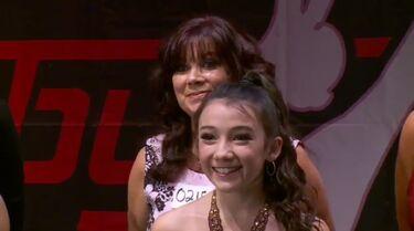Kamryn Beck and Jodi Gray at Orlando auditions Abby Strikes Back