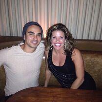 Rachelle and John Corella 2013-11-15
