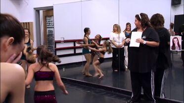 Brooke's Back 05-29 team celebrating Brooke's return