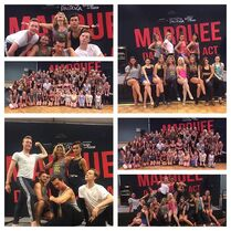Rachelle Rak at Dancerpalooza - 2015-07-22