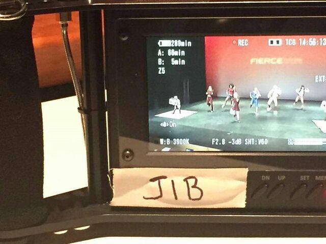 File:705 Group dance filming.jpg