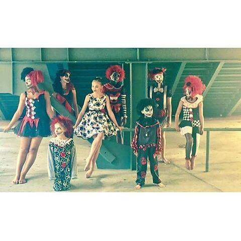 File:706 Group Dance - Clowning Around.jpg