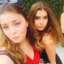 Alexa and Kira - posted 7May2015 - BDTE