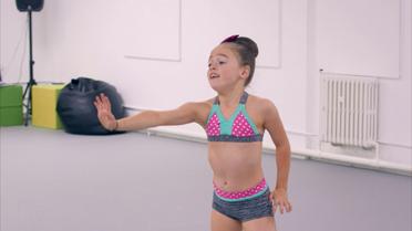 Dance Mums 206 Chloe rehearsal 1