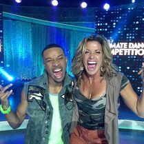 Rachelle Rak and Richy Jackson 2013-11-19