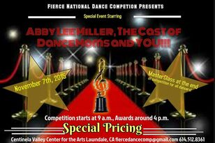 605 Competition Poster