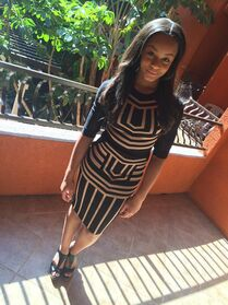 Nia going to Cabaret for a Cause 1June2015
