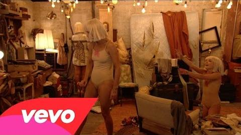 Sia - Chandelier (57th GRAMMYs feat