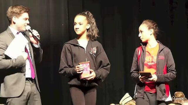 File:Kaeli Ware and Hope Roberts at Fierce - jnl5 7SJTdU - Other ALDC Dancers at Fierce Dance Competition 2.jpg