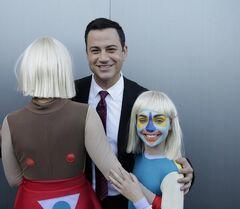 Maddie on Jimmy Kimmel
