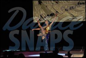Brooke Pull of the Moon 2011 DEA Las Vegas Nationals