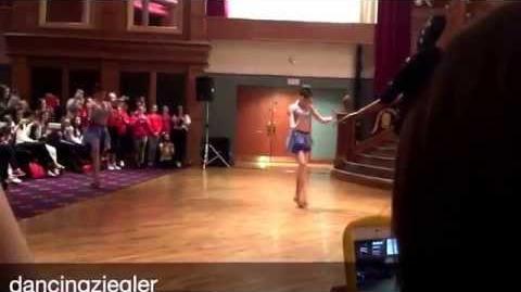 Madison Ziegler & Kalani Hilliker - UNAIRED DANCE MOMS DUET (Ireland)