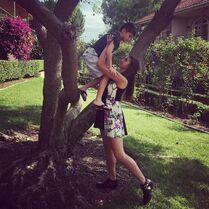 Kalani and Jax - 2015-07-20