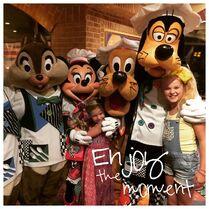 JoJo cousin Disney characters cute 2015-04-13