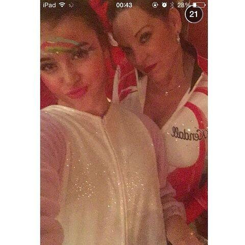 File:Kalani with fake Kendall Jill - Halloween 2014.jpg