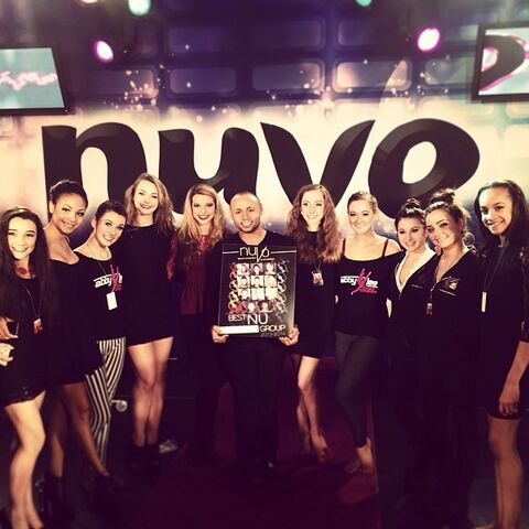 File:Kamryn Beck Instagram 2013 a at NUVO with James Washington Kaeli Ware Auriel Welty.jpg