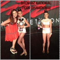 Kalani Miss National Teen Showbiz Alexa Moffett Kiragram 2013-06-29