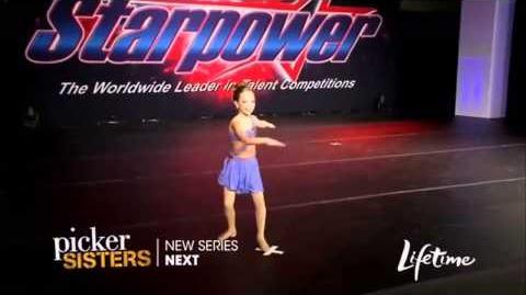 Universe - Dance Moms - Maddie Ziegler
