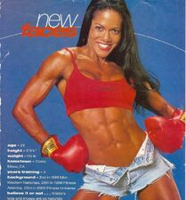 Kristie Ray fitness profile