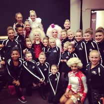 Touch of Class studio at Starbound with Dance Moms - amanda.hellenkamp posted 22Nov2014