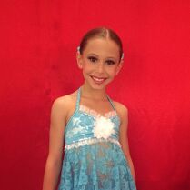 Caylie Almada for Dance Moms - posted 2015-06-03